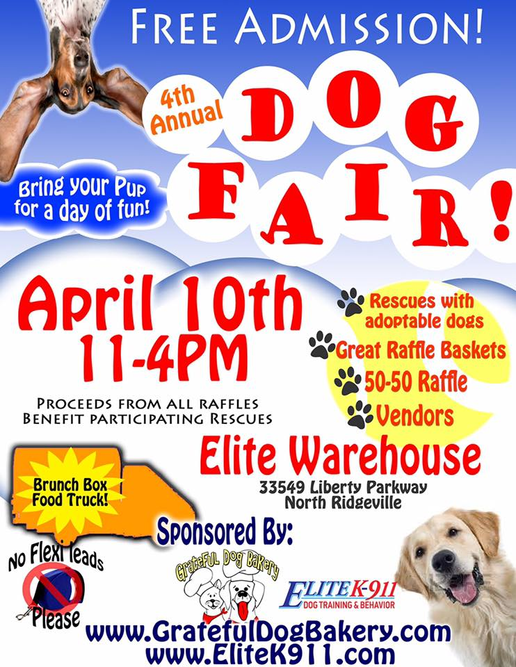 4th Annual Dog Fair