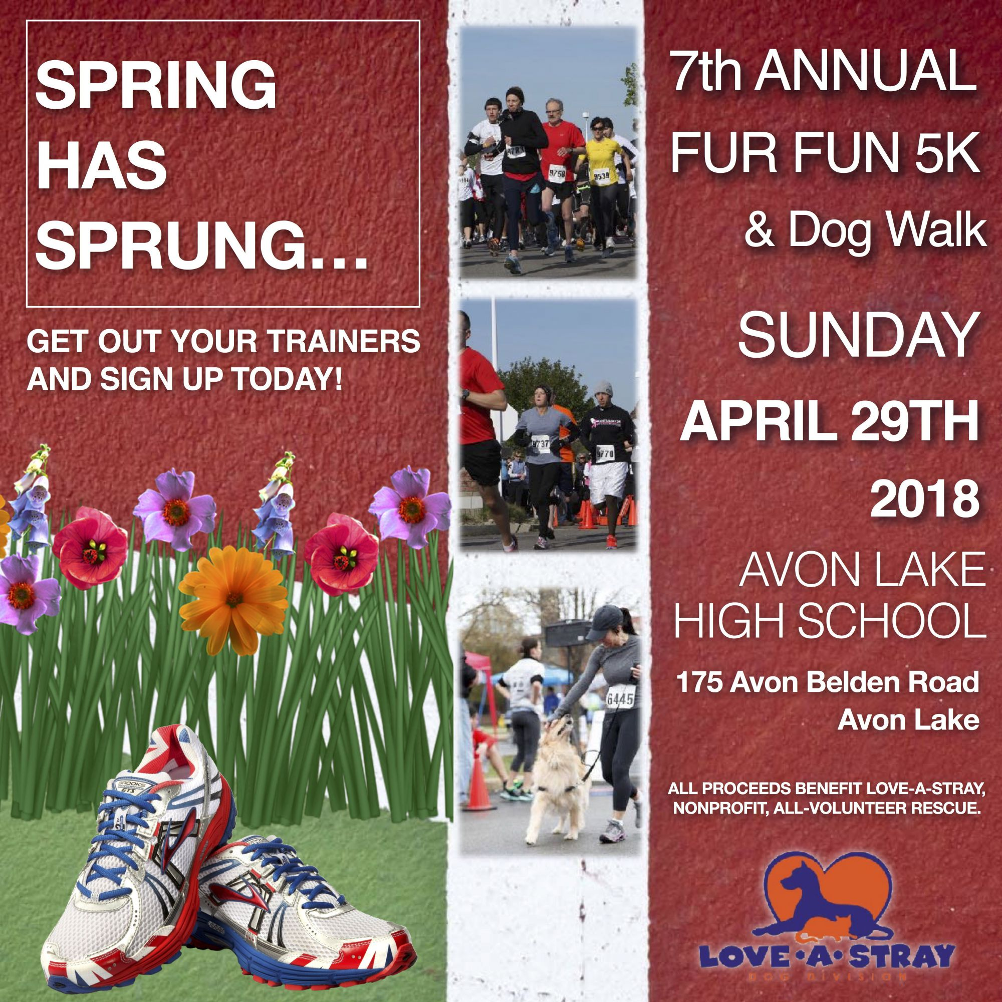 2018 5K Fur Fun Run