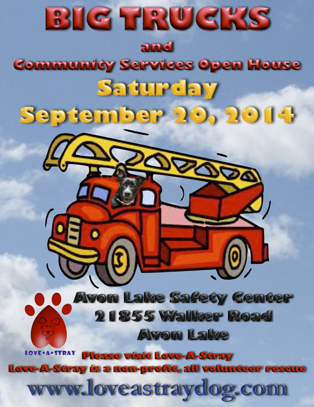 Avon Lake Big Truck Event