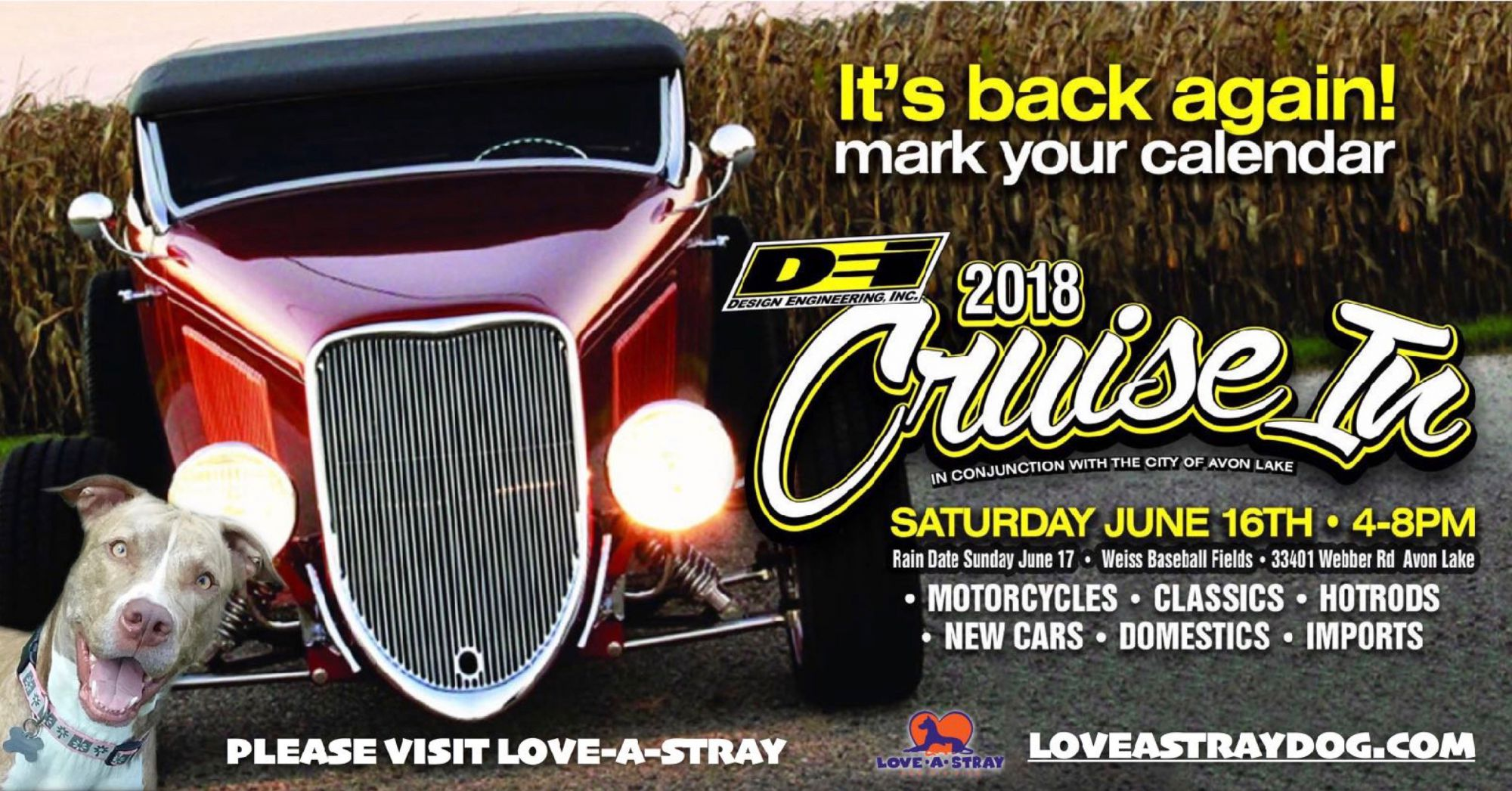 2018 Cruise In