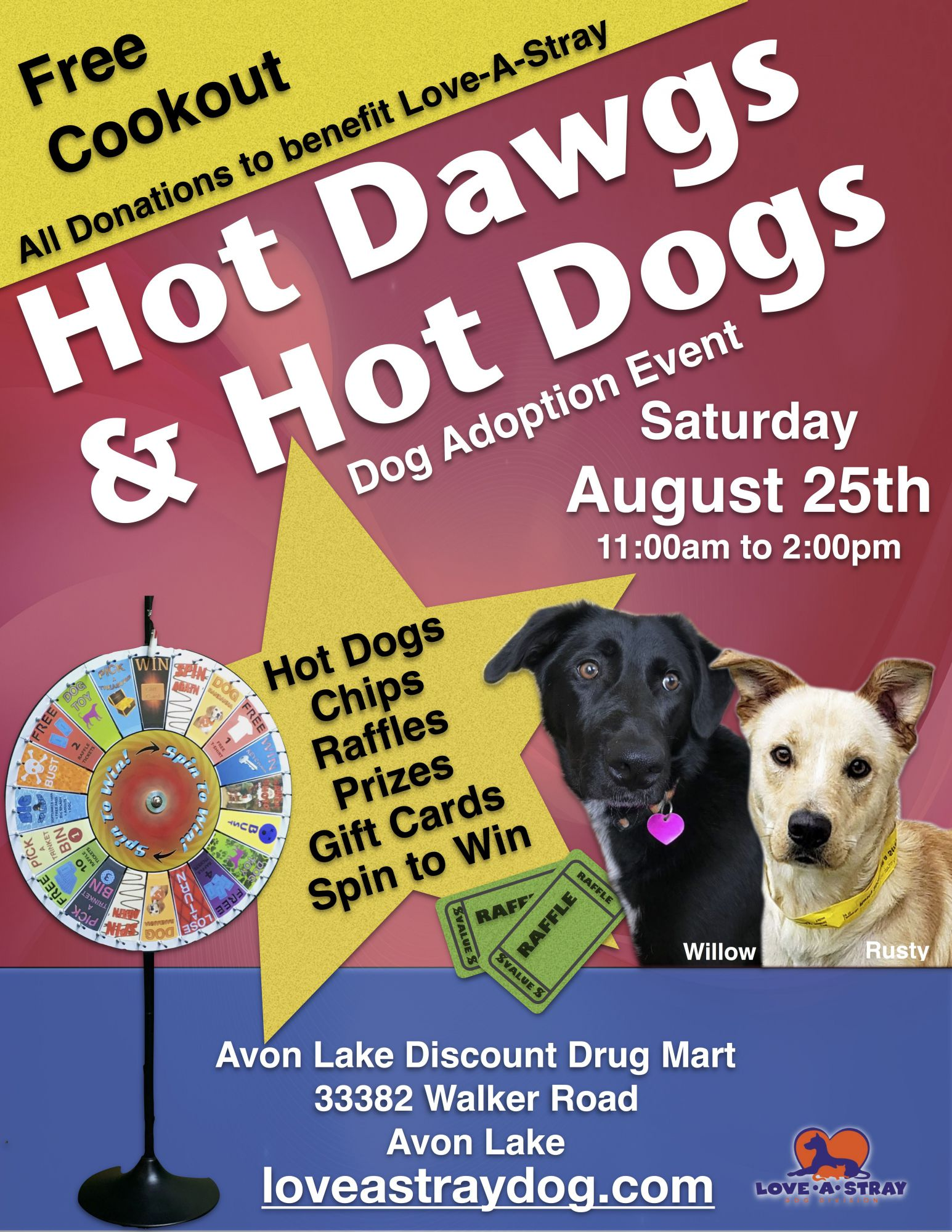 Hot Dawgs & Hot Dogs 2018