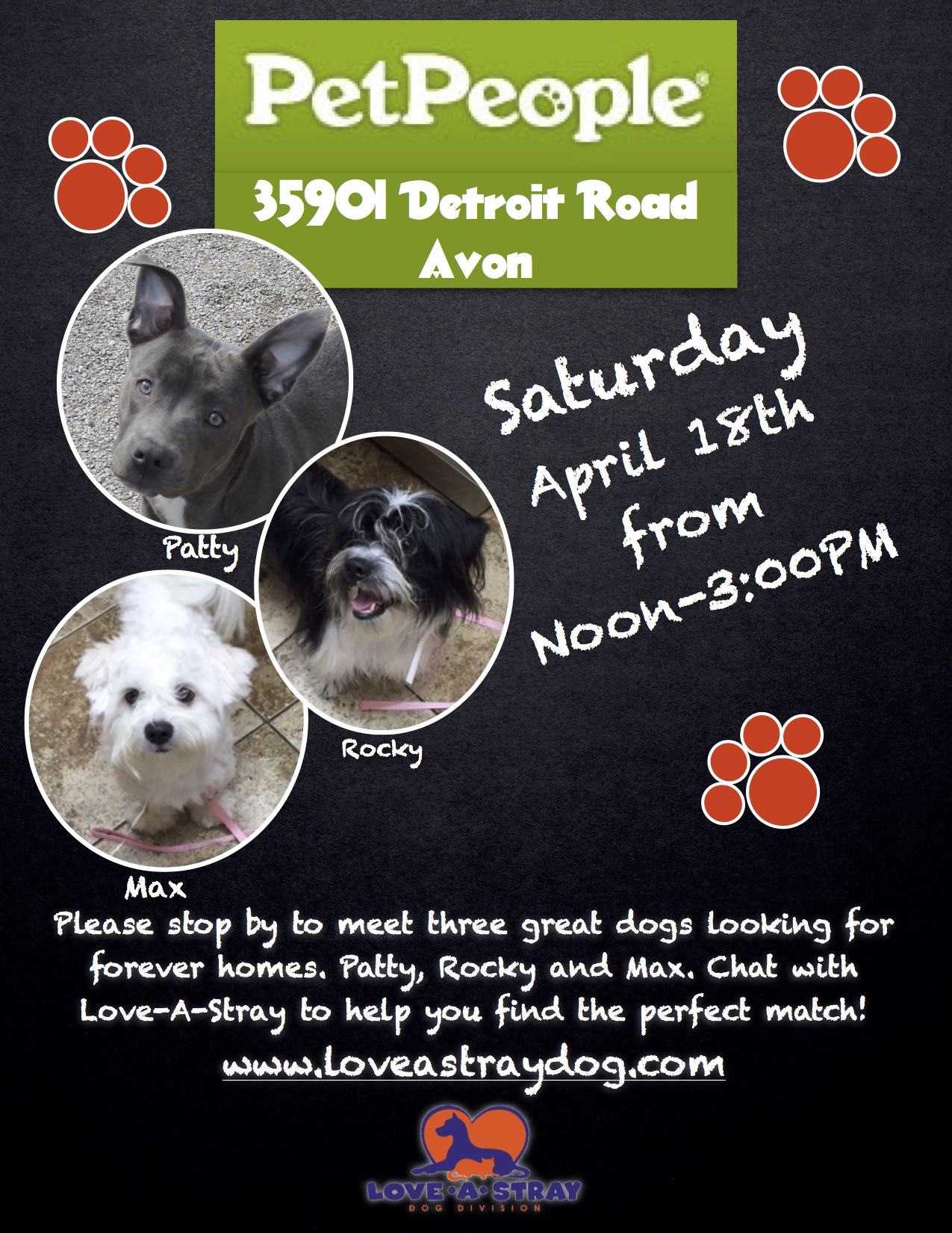 PetPeople Adoption Event