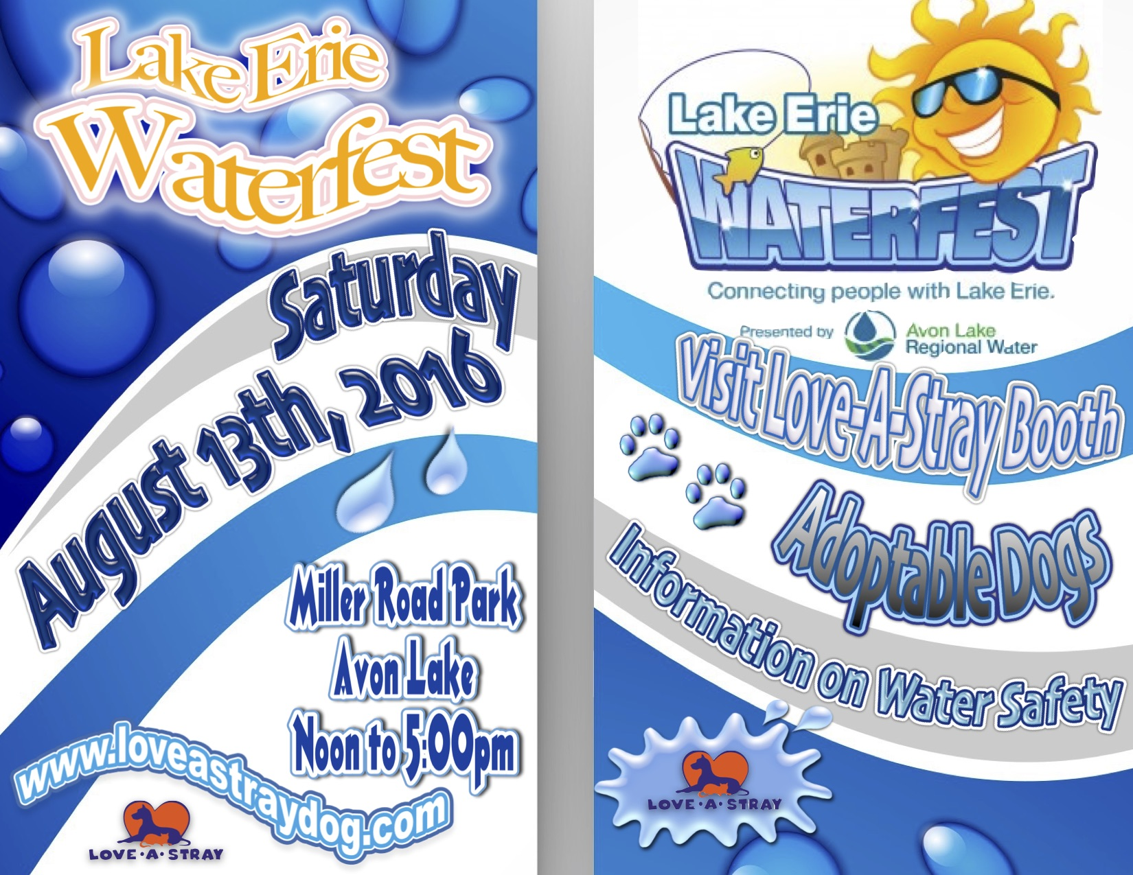 2016 Lake Erie WaterFest