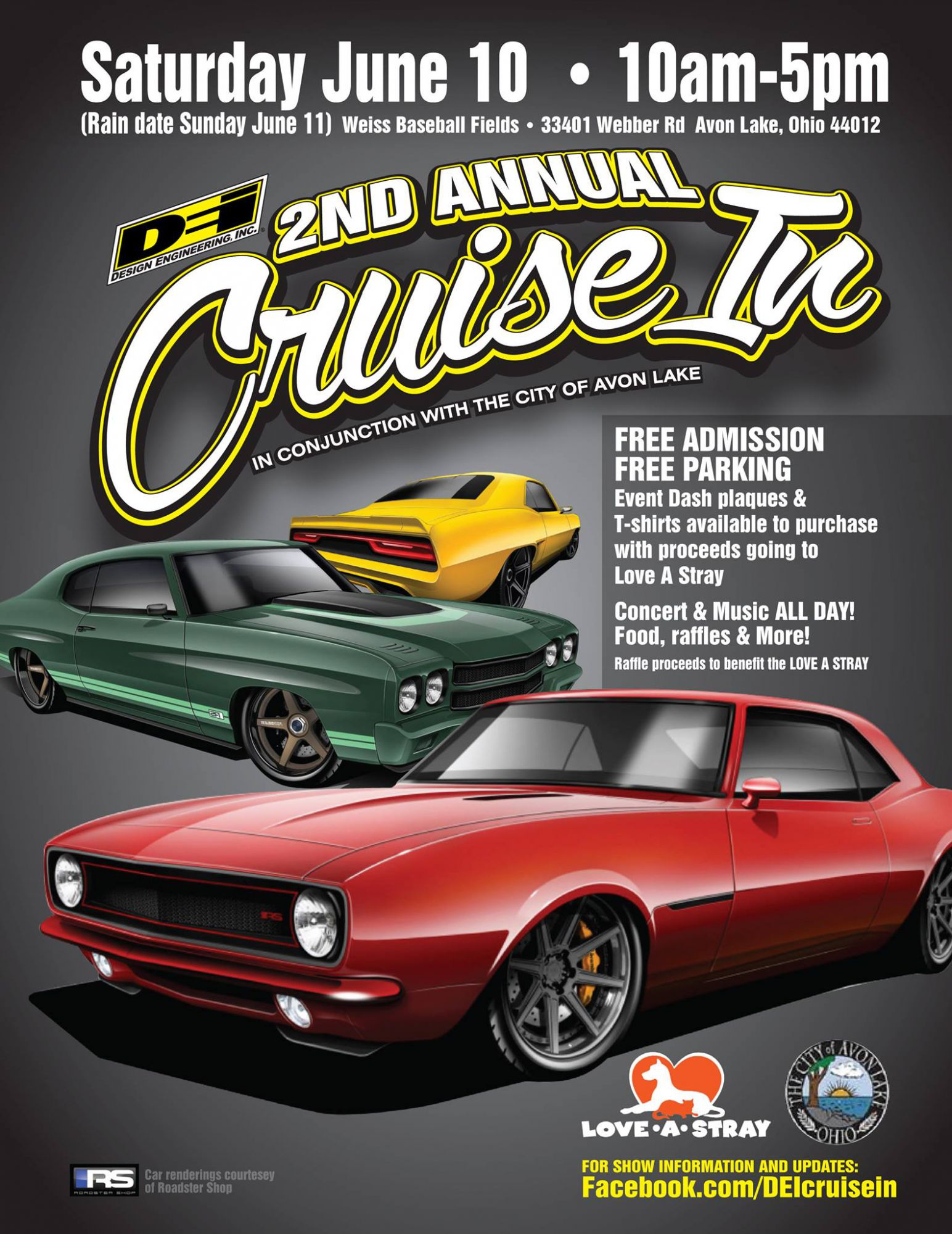 2nd Annual Cruise In